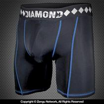 Diamond MMA Compression Shorts without cup